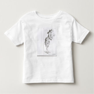 Laurence Sterne Toddler T-shirt