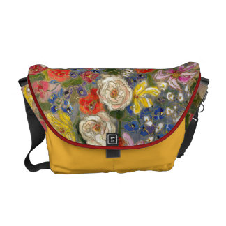 """Lauren's Cache Pot"" Messenger Bag"