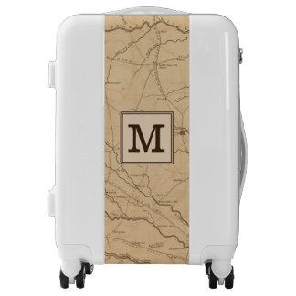 Laurens District, South Carolina | Monogram Luggage