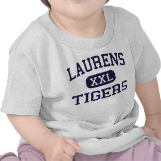 Laurens - Tigers - Junior - Laurens South Carolina T-shirts
