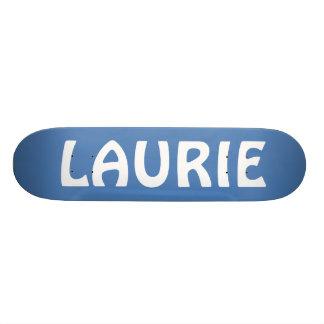 LAURIE CUSTOM SKATE BOARD