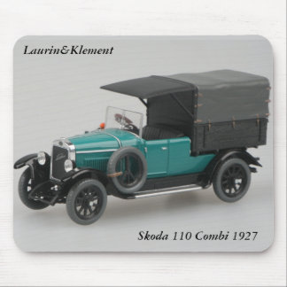 Laurin&Klement Skoda 110 Combi 1927 Mousepad