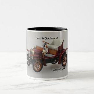 Laurin&Klement Voiturette 1905 Mug