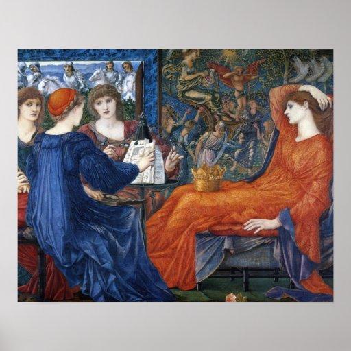 laus Veneris fine art Poster