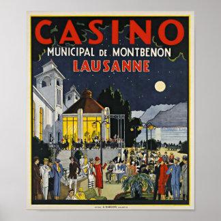 Casino poker lausanne