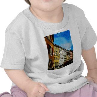 Lausanne Camiseta