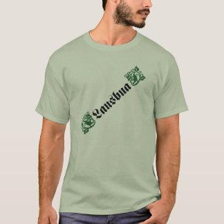 Lausbua for gentlemen and boy Trachtenstyle T-Shirt