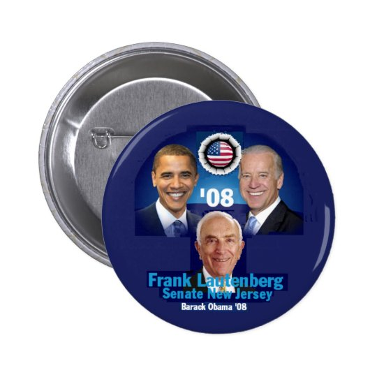 LAUTENBERG NJ Button