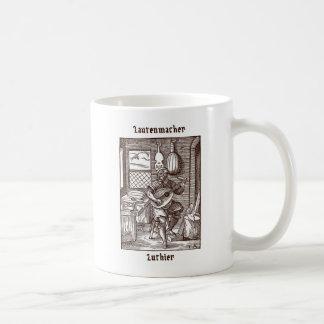 Lautenmacher - Luthier Taza De Café