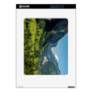 Lauterbrunnen  - Bernese Alps - Switzerland Decal For The iPad