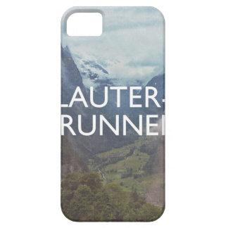Lauterbrunnen iPhone 5 Covers