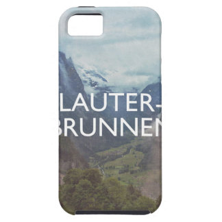 Lauterbrunnen Case For The iPhone 5