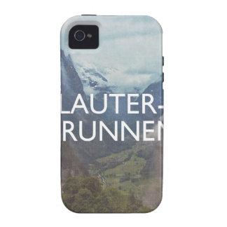 Lauterbrunnen iPhone 4/4S Case