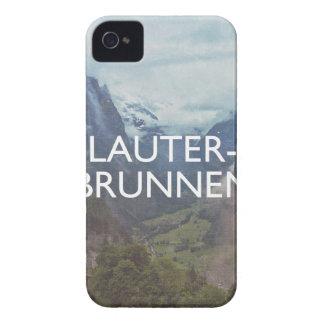 Lauterbrunnen iPhone 4 Case