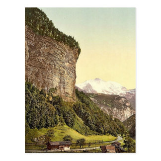 Lauterbrunnen Valley and Jungfrau, Bernese Oberlan Post Cards