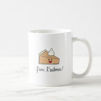L'automne Coffee Mug