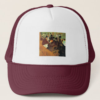 Lautrec: At the Rouge Trucker Hat
