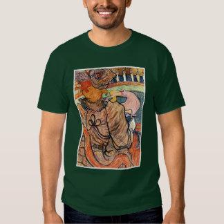 Lautrec - French Art - Nouveau Cirque Tee Shirts
