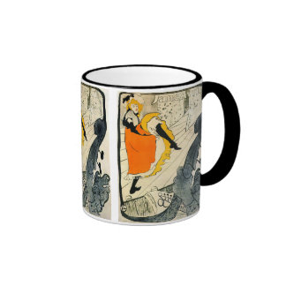 Lautrec: Jane Avril Dancing the Can-Can Mugs