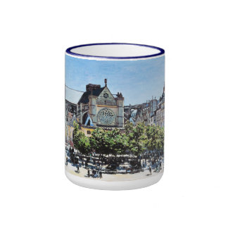 l'Auxerrois Claude Monet de Germán del santo Taza De Café