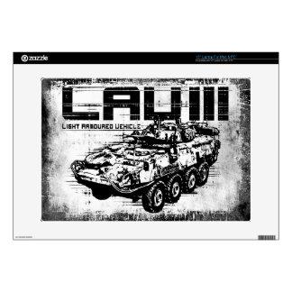 LAV III  Laptop Decal