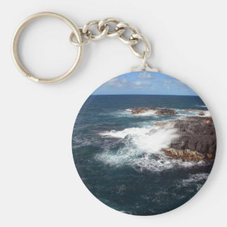 Lava and Surf Key Chains