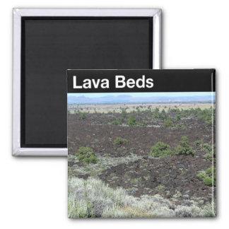 Lava Beds National Monument Magnet
