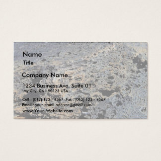 Lava Craters Business Card