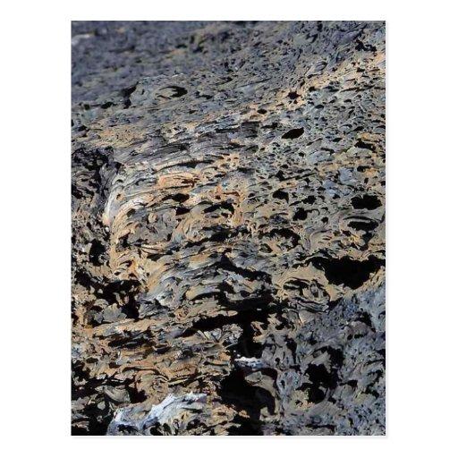 Lava Craters Postcard