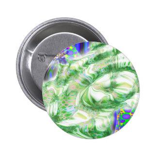 lava dreams nuclear abstract art pin