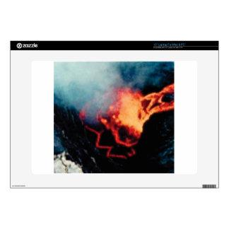 lava falls of heat laptop skins