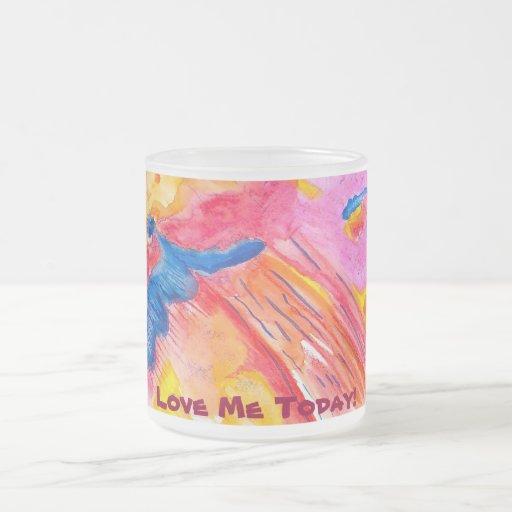 Lava Flow/Love Me Today Mug