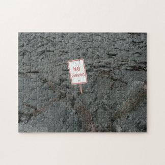 Lava Flow Puzzle