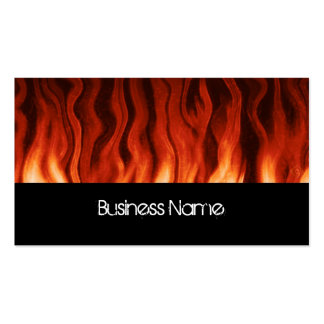 lava heat ~ bc Double-Sided standard business cards (Pack of 100)