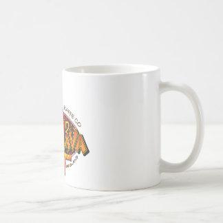 LAVA-JAVA-Coffee Circle Design Coffee Mug