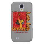 Lava Java Hawaiian Coffee Samsung Galaxy S4 Cover