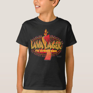 LAVA-LAGER-Brewing Company T-Shirt