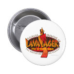 Lava Lager Hawaiian Beer Buttons