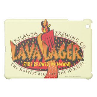 Lava Lager Hawaiian Beer iPad Mini Covers