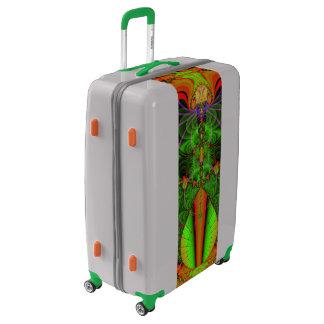 Lava Lamp Love Luggage
