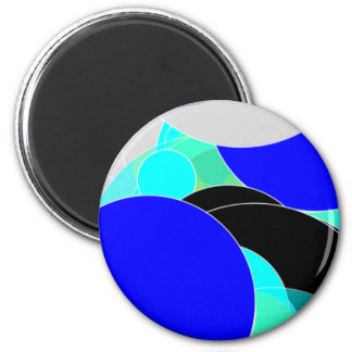 Lava & Light 2 Inch Round Magnet