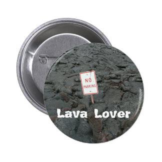 Lava Lover Button