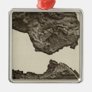 Lava, Lower Sevier, Utah Metal Ornament