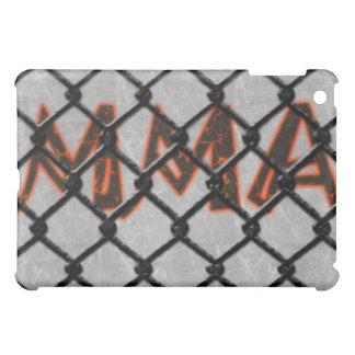 lava MMA Caged in ice iPad Mini Cases