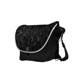 Lava negra bolsas messenger