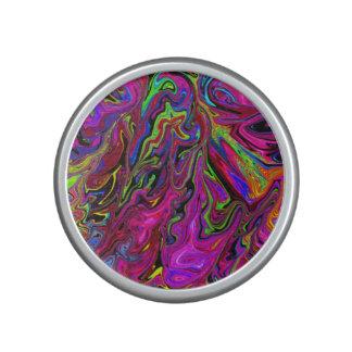 Lava of Colors Bumpster Speaker