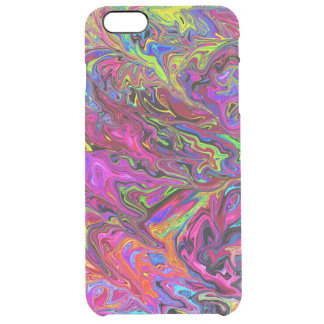 Lava of Colors iPhone 6 Plus Case Uncommon Clearly™ Deflector iPhone 6 Plus Case