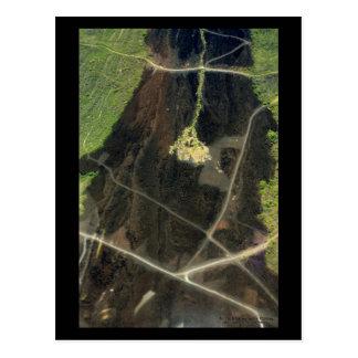Lava Roadways - Hawaii Postcard