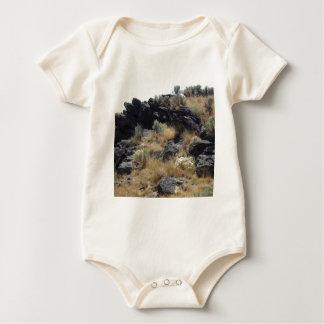 Lava Rock Baby Bodysuit