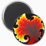 Lava Sea - Fractal Magnet